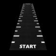 sprinttrack startfinish black