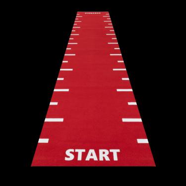 sprinttrack startfinish signalred